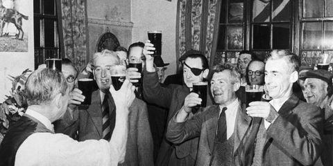 historic toast