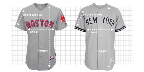 huge selection of a6f98 5a520 These Are the Official Differences Between the Yankees and ...