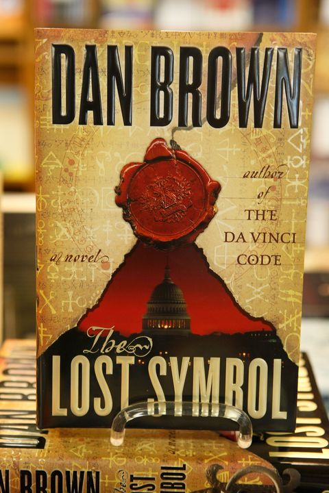 Lost Symbol Review Dan Brown New Book Review