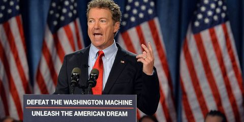 Rand Paul Presidential Run
