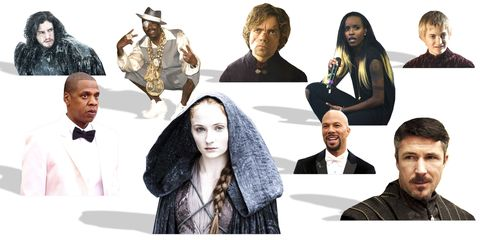 Game of Thrones rappers