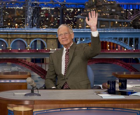 Letterman Reveals Final Guests: George Clooney, Bill Murray, Steve Martin, More