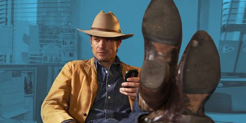 Raylan Givens On Justified Is An Sob Cast Members Pay Tribute To