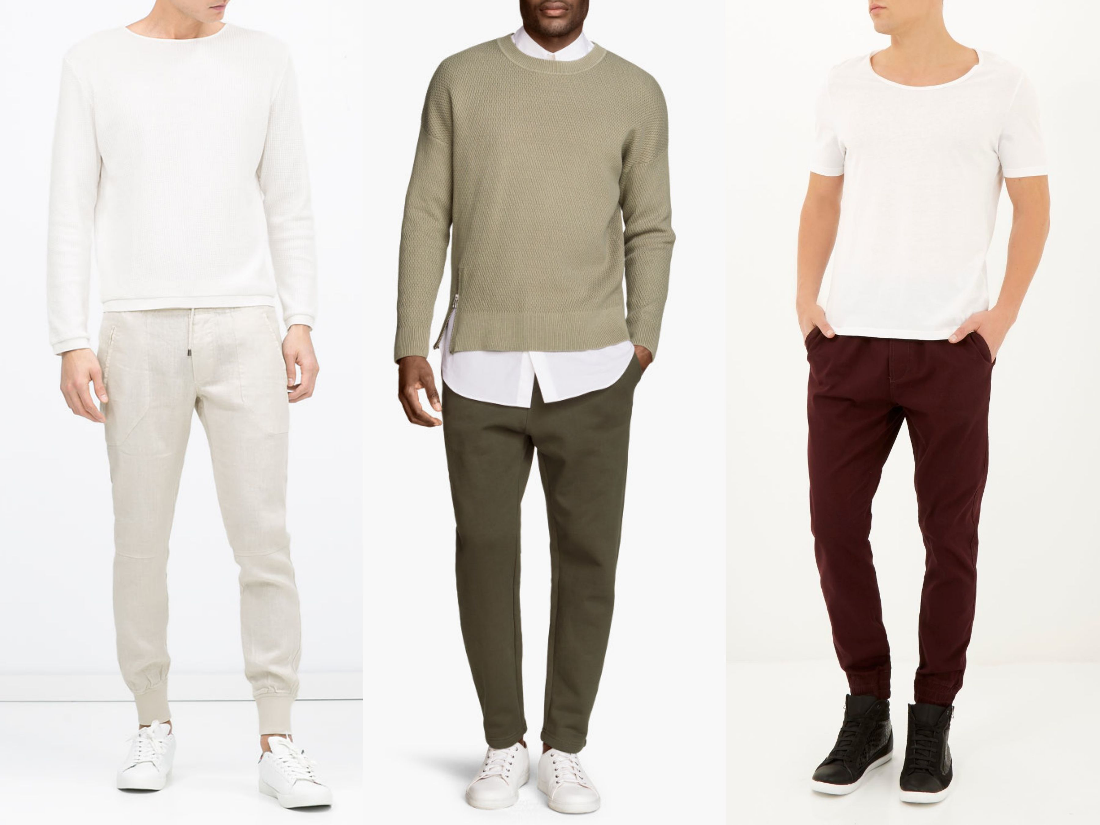 77252b7b 10 Tailored Jogging Pants Under $100