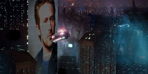 Ryan Gosling in Blade Runner 2