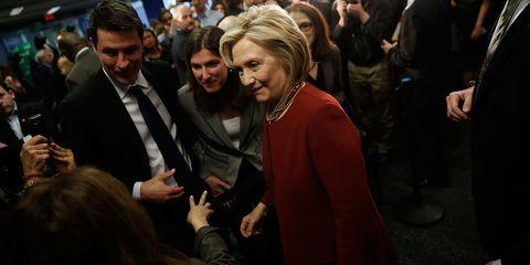 Hillary Clinton March 2015