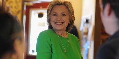 Hillary Clinton Iowa April 2015