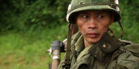 Vietnam War Reenactment - 40 Years Later