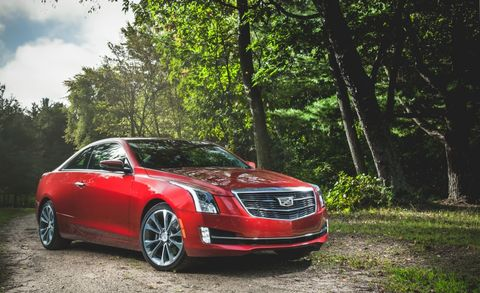 """Change can be hard to recognize—and even harder to accept. That certainly seems to be the case with Cadillac. The division has shaken off the overstuffed glitz of its (admittedly highly profitable and, for a long time, quite popular) past. After a period of some identity confusion, Cadillac with the ATS and the CTS [see separate entry] has come out the other side, offering cars that out-BMW BMW. The ATS both in <a href=""""http://www.caranddriver.com/reviews/2013-cadillac-ats-36-instrumented-test-review"""" target=""""_blank"""">sedan</a> and—even more so—in <a href=""""http://www.caranddriver.com/reviews/2015-cadillac-ats-coupe-20t-manual-test-review"""" target=""""_blank"""">coupe form</a>, drive with the poise and responsiveness that used to be a given in the BMW 3-series. Granted, the ATS is not perfect: The CUE interface is annoying and the back seat is pretty tight. But enthusiasts for years had no problem overlooking the frustration of iDrive and a cramped back seat in the BMW (both alleviated in today's models). Why can't enthusiasts do the same for the ATS? One suspects it's not that they can't overlook the car's shortcomings in order to embrace its driving excellence, but that they're unwilling to look in Cadillac's direction at all. The ATS is a very different Cadillac from those that have gone before—a polar opposite, in fact. As we're seeing with the disappointing sales of this anything-but-disappointing car, it's the kind of change that many buyers are having a hard time coming to grips with."""
