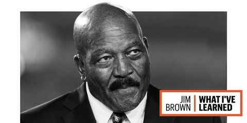 Jim Brown: What I've Learned