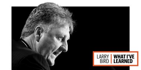 Larry Bird: What I've Learned