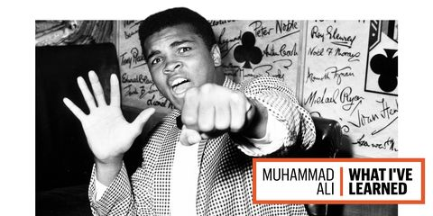 Muhammad Ali: What I've Learned