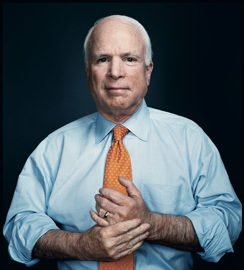 John Mccain Latest News Photos And Videos: Senator John McCain Interview