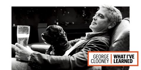 George Clooney: What I've Learned