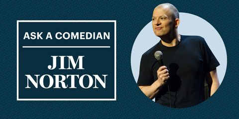 Ask a Comedian: Jim Norton Answers Life Advice Questions