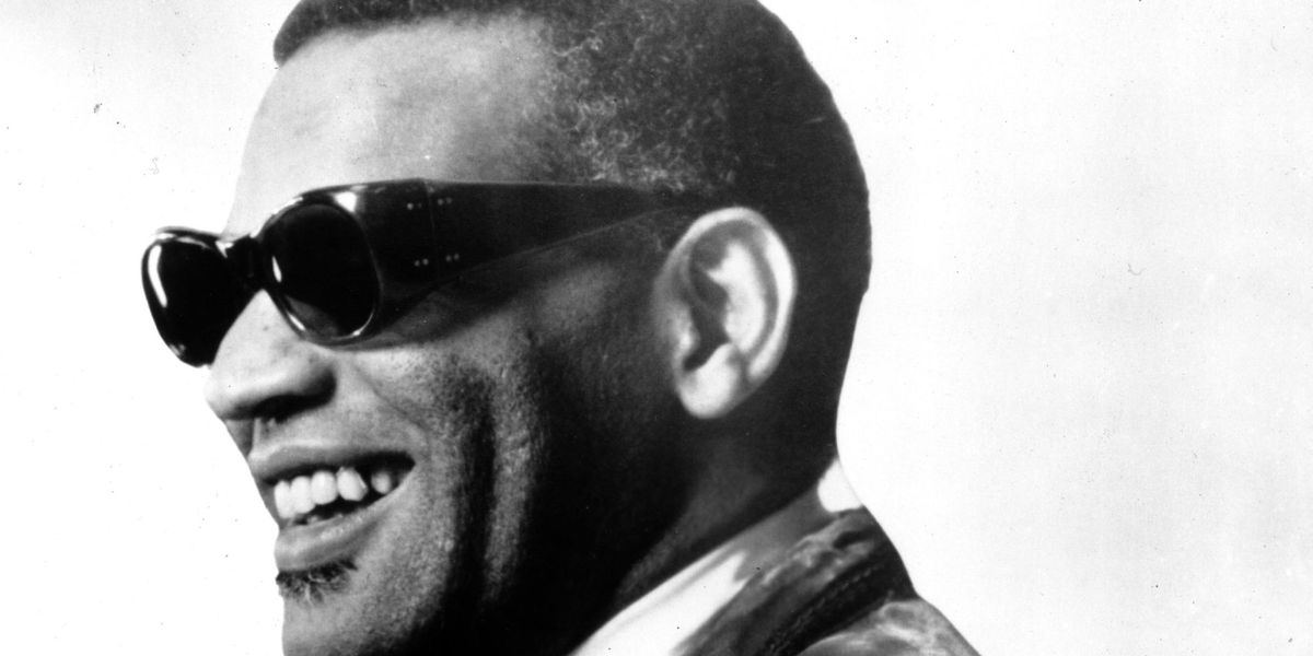 Ray Charles Interview - Quotes About His Childhood, Life -6070