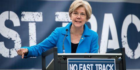 Elizabeth Warren April 2015