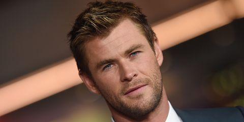 Chris Hemsworth's Hair