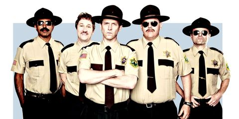 Broken Lizard on the Crowdfunded Super Troopers Sequel and Their Drug Stories
