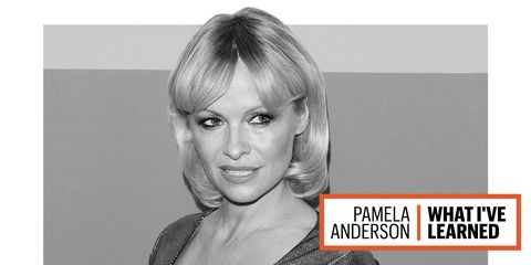 Pamela Anderson: What I've Learned