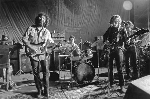 8 Things You Probably Didn't Know About the Grateful Dead