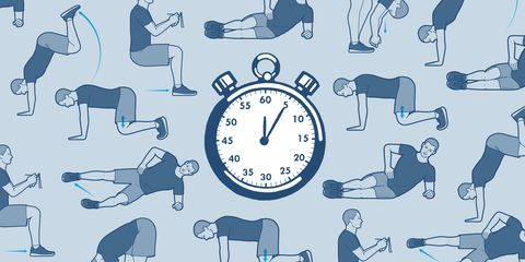 The Five-Minute Fitness Recharge