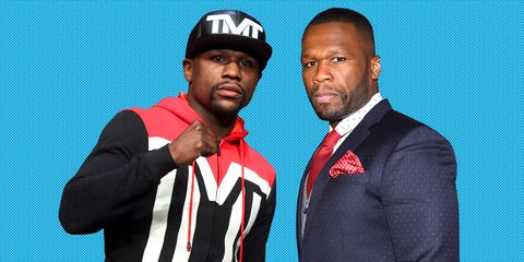 50 Cent Explains Why Floyd Mayweather Will Beat Manny Pacquiao