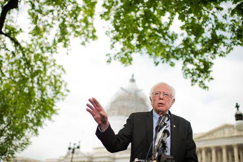 Bernie Sanders Jumps In: The Last Bull Moose Campaign