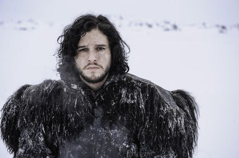 This Is How to Get Jon Snow's Amazing Hair