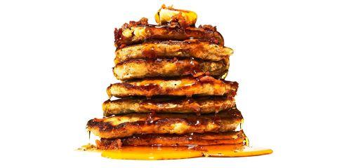 whiskey pancakes