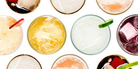 spring cocktails 2-ingredients
