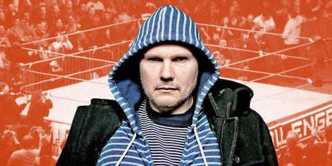 Billy Corgan - Professional Wrestling