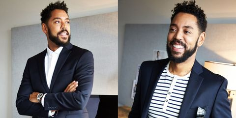 How to Wear One Suit, Two Ways
