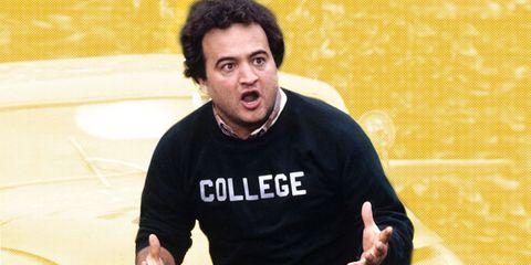 John Belushi - College Drinking