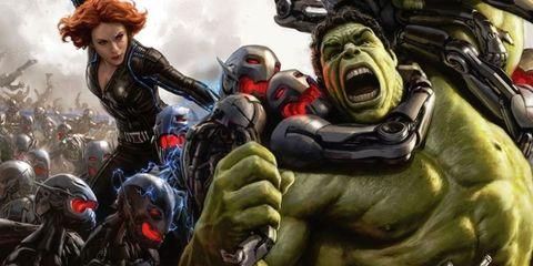 Avengers Infinity War IMAX