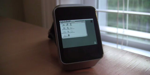 Macintosh Watch