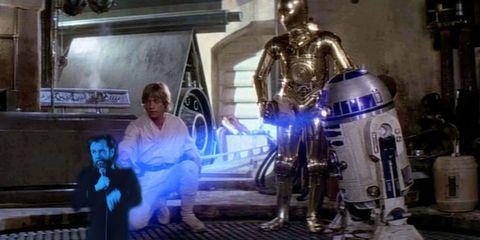 George Carlin Hologram