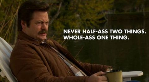 10 Vital Pieces of Life Wisdom We Learned From Nick Offerman's Reddit AMA