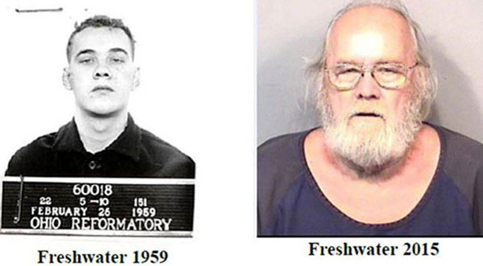 'Shawshank Fugitive' Caught After 56 Years on the Lam