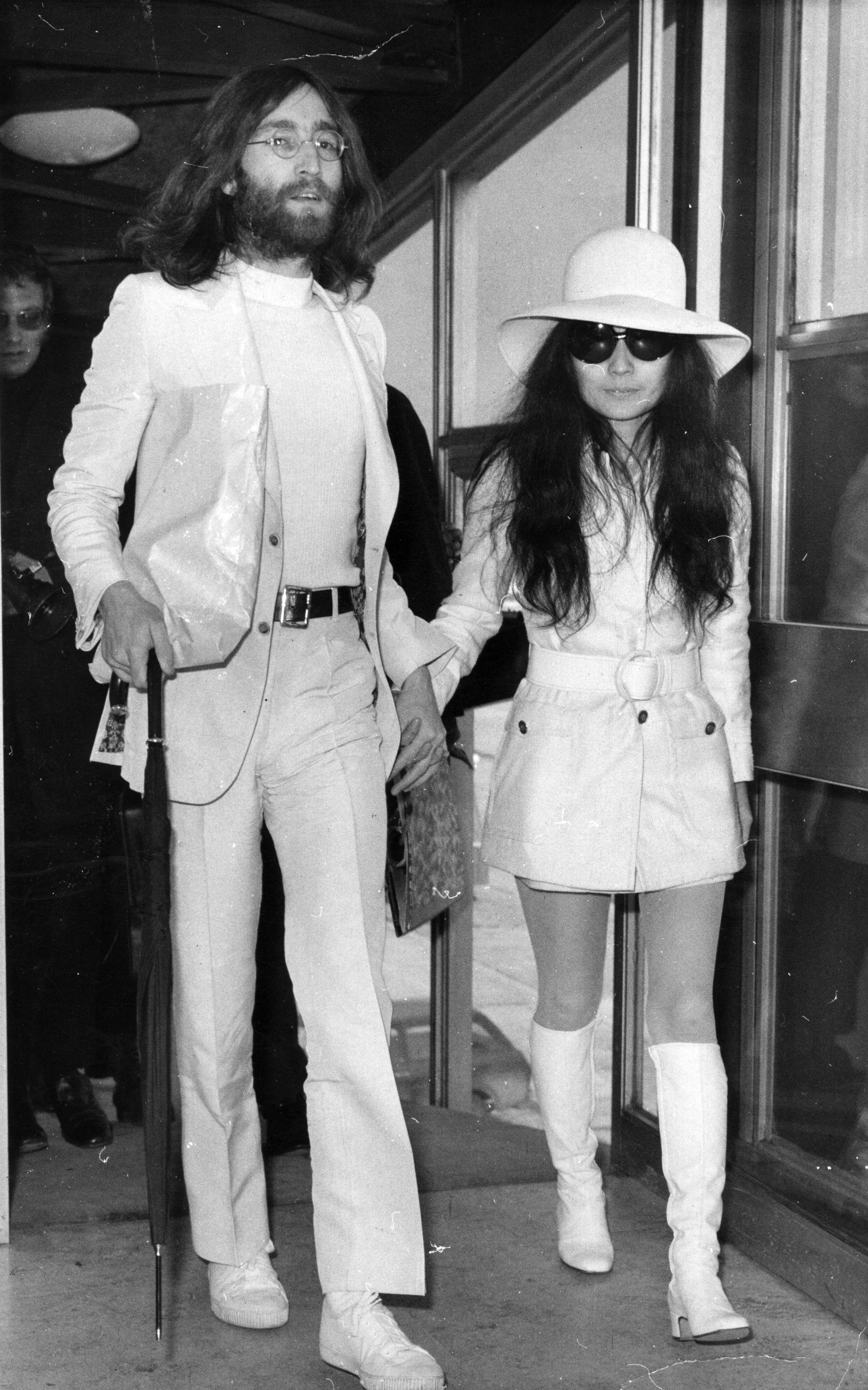 John Lennon Halloween Costume Idea Dress Like John Lennon