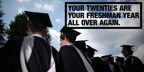 What the Next 4 Decades After Graduation Are Like