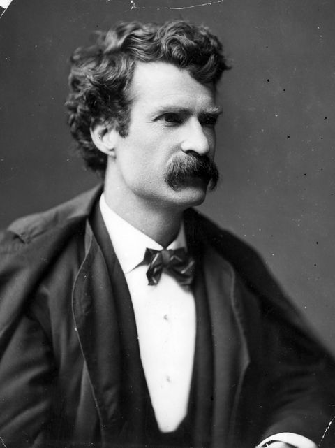 Mark Twain at 29: Broke, Drunk, Alone and Depressed