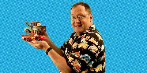 ESQ John Lasseter