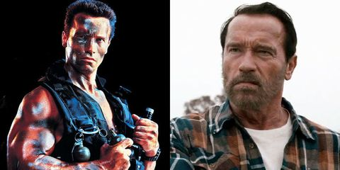 Arnold Schwarzenegger Has Transformed Into a Real Goddamn Actor