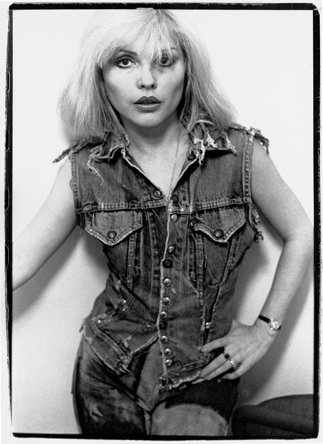 Debbie harry nude Nude Photos