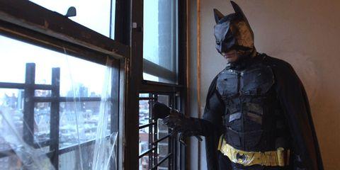 The Wolfpack Trailer - Dark Knight