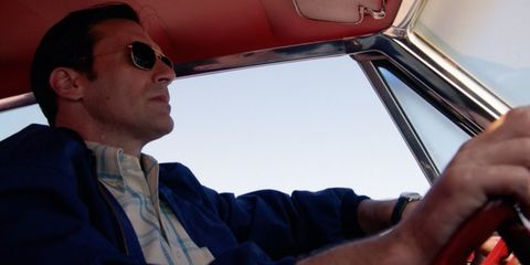 The Mad Men Recap: Don and Betty Find Themselves
