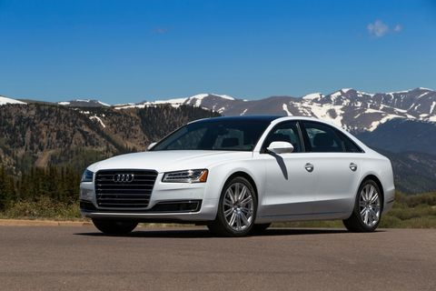 <strong>MSRP</strong>: $81,400  Consumer Reports had mostly praise for this luxury sedan, which lost some points for its relatively small trunk and complex controls.