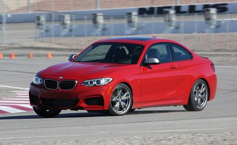 <strong>MSRP: </strong>$33,050  The 2 Series coupe received praise for its handling and front seats with ample space.
