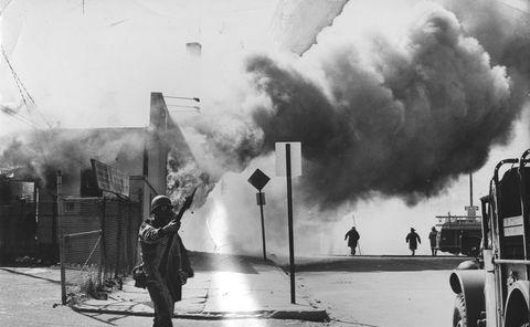 Baltimore, 1968.
